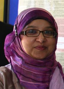 Dr. Husna Ahmad OBE, Secretary General – Europe - husna